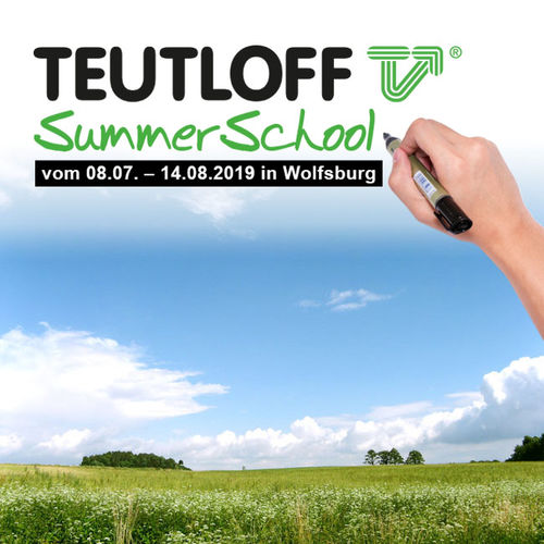 SummerSchool 2019 TEUTLOFF Wolfsburg