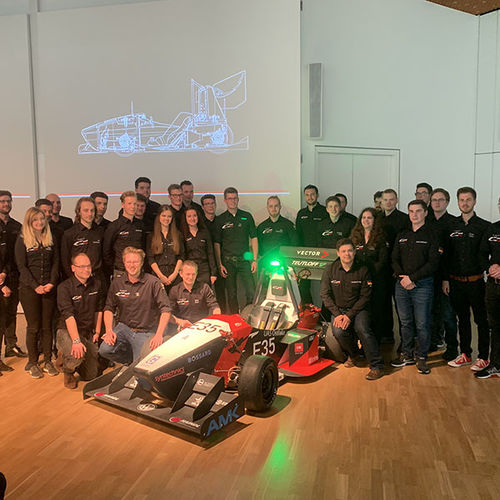 Sponsoring Team wob-racing
