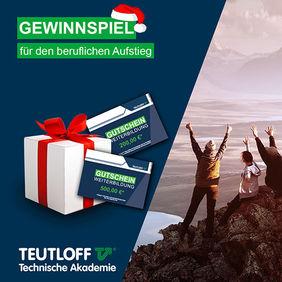 Gewinnspiel Aufstiegsfortbildung Teutloff